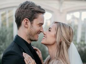 Vlogger PewDiePie đăng ảnh đám cưới, fan nói 'thật bất ngờ'