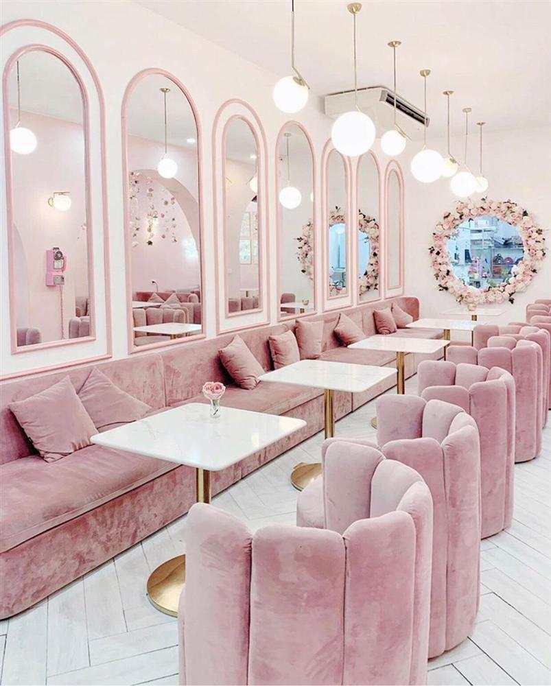 Bỏ túi danh sách quán cà phê màu hồng cho hội bánh bèo-4