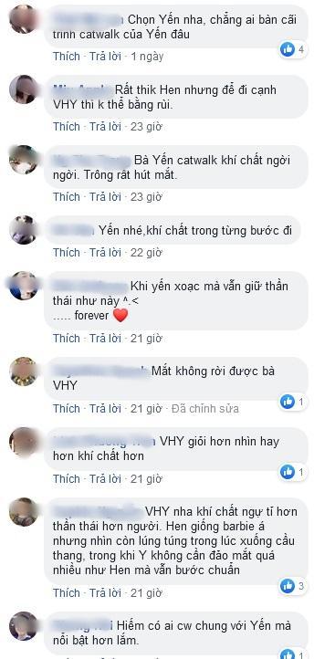 Mỹ nhân Việt đọ trình catwalk: Võ Hoàng Yến được khen đỉnh cao khí chất hơn hẳn HHen Niê-2