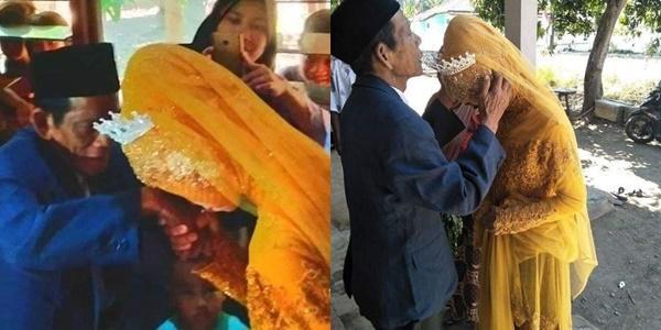 Mặc kệ đúng sai, cô gái 27 tuổi kiên quyết cưa đổ cụ ông 83 để được nên duyên vợ chồng gây xôn xao-2