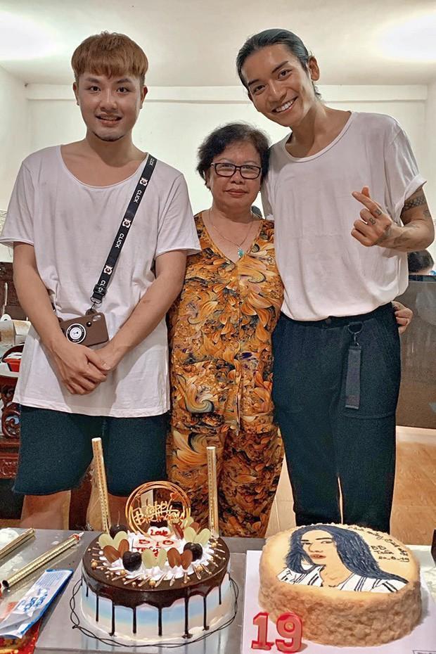 Đưa người yêu về quê tổ chức sinh nhật, fans bất ngờ chỉ ra điểm đặc biệt giữa BB Trần và người tình Quang Lâm-4
