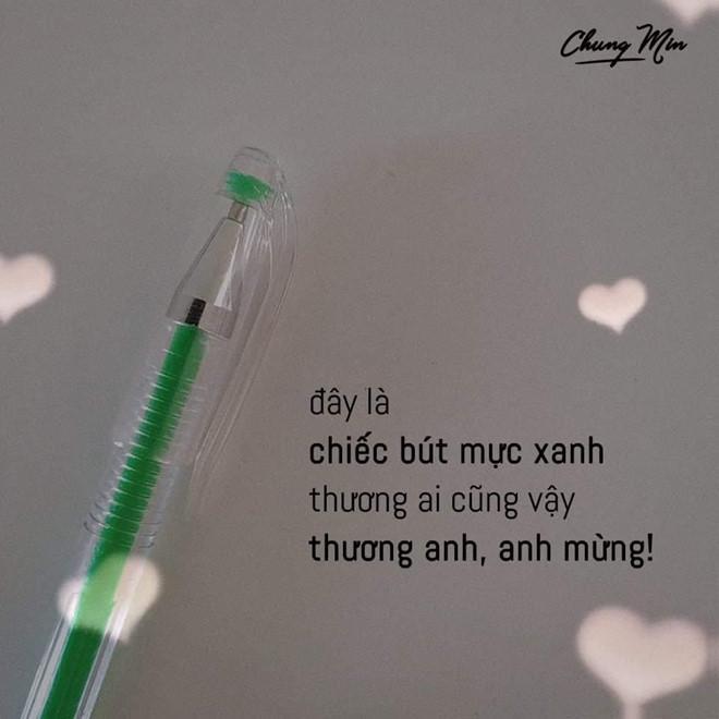 Mượn bút tỏ tình với những câu thả thính sương sương dịp tựu trường-2