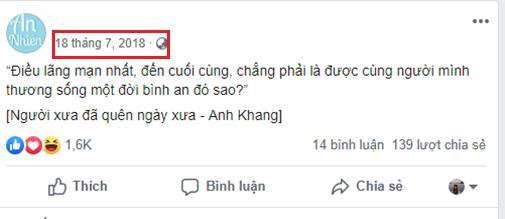 Vài ba ngày lại đăng status than thân trách phận, bạn gái Quang Hải bị bóc mẽ caption sống ảo toàn đi copy - paste-7