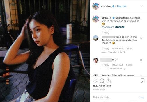 Vài ba ngày lại đăng status than thân trách phận, bạn gái Quang Hải bị bóc mẽ caption sống ảo toàn đi copy - paste-4