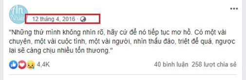 Vài ba ngày lại đăng status than thân trách phận, bạn gái Quang Hải bị bóc mẽ caption sống ảo toàn đi copy - paste-5