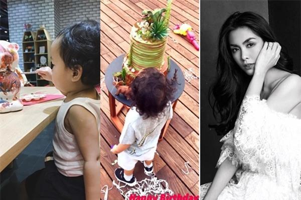 Sau bao năm giữ như vàng, giờ thì Tăng Thanh Hà đã sẵn sàng công khai mặt tiểu công chúa Chloe Nguyễn?-6