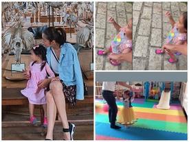 Sau bao năm 'giữ như vàng', giờ thì Tăng Thanh Hà đã sẵn sàng công khai mặt tiểu công chúa Chloe Nguyễn?