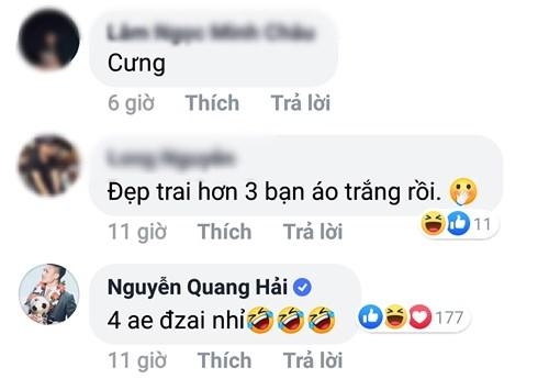 Quang Hải đánh giá bất ngờ về nhan sắc của Hiền Hồ-2