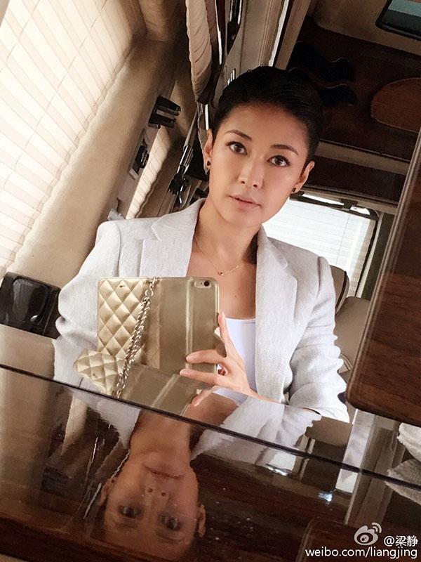 Mỹ nhân Hoa ngữ vác bụng bầu lên phim trường: Người bị sảy thai, kẻ hứng chịu chỉ trích-5