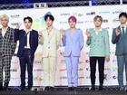 Nhóm nhạc tai tiếng Zero 9 lên thảm xanh lễ trao giải Hàn Quốc