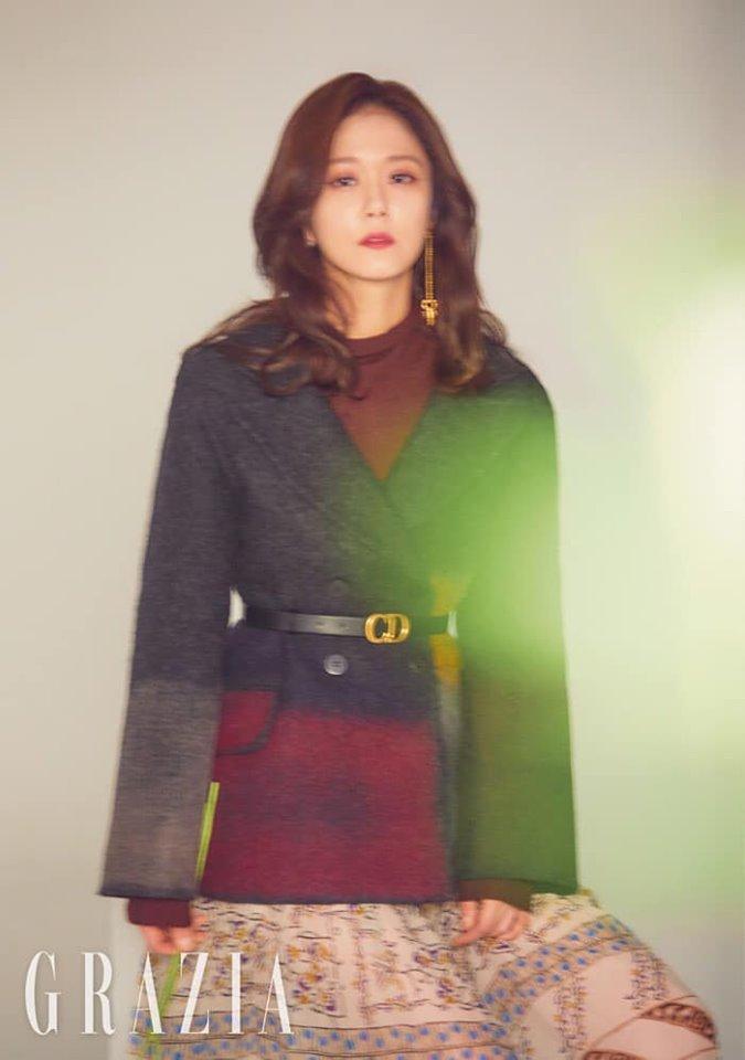 U40 Jang Nara khoe nhan sắc không tuổi đáng ngưỡng mộ trên tạp chí-3