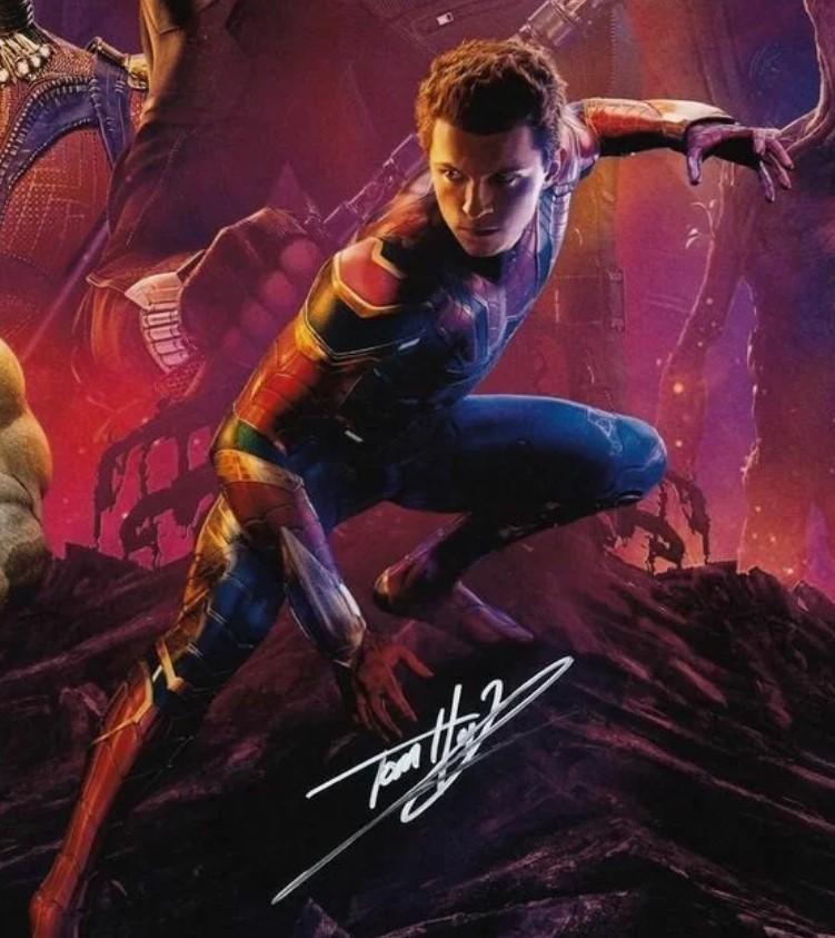 Chặng đường 3 năm ngắn ngủi của Tom Holland với Marvel-1