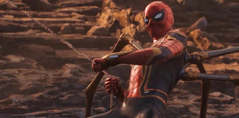 Chặng đường 3 năm ngắn ngủi của Tom Holland với Marvel-4