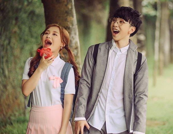 Sau Đông Nhi - Ông Cao Thắng, cặp đôi gà cưng Han Sara và Tùng Maru (Uni5) tiết lộ đang hẹn hò-2