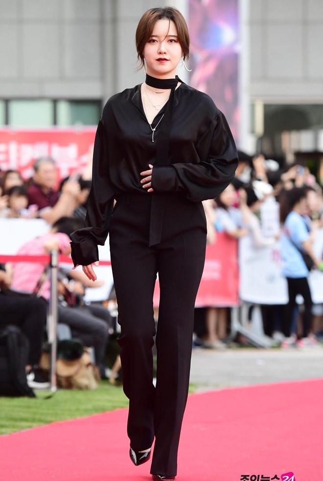 Goo Hye Sun tăng cân không kiểm soát sau khi kết hôn-1