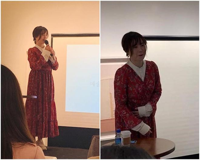 Goo Hye Sun tăng cân không kiểm soát sau khi kết hôn-2
