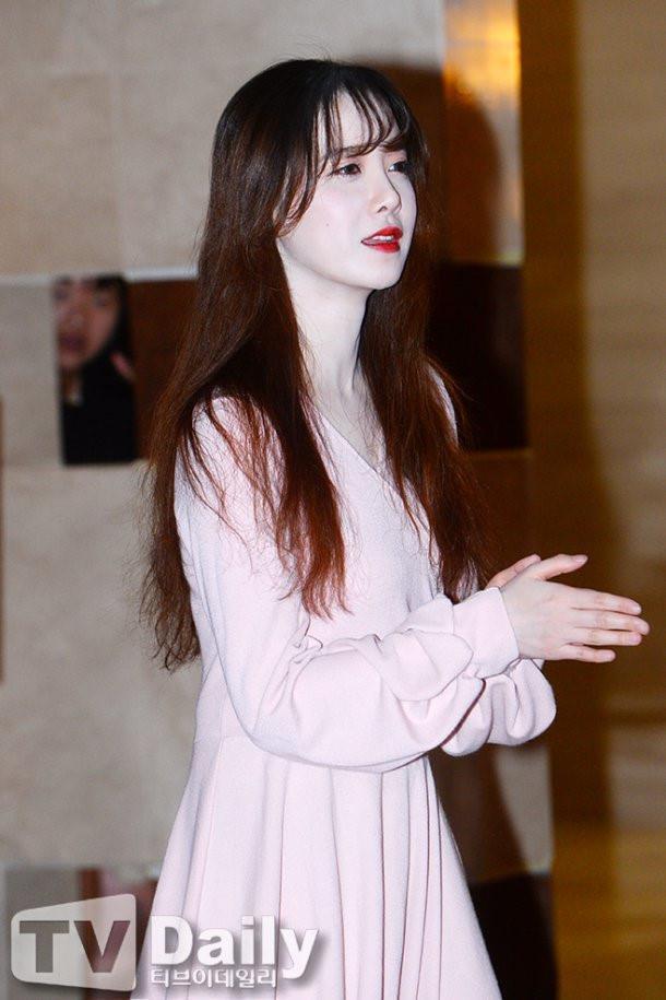 Goo Hye Sun tăng cân không kiểm soát sau khi kết hôn-3