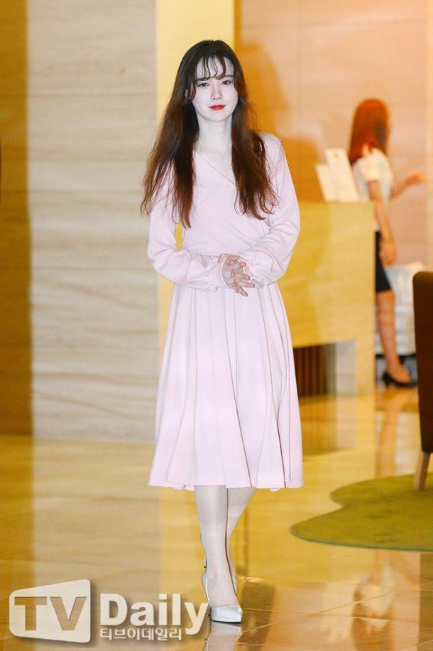 Goo Hye Sun tăng cân không kiểm soát sau khi kết hôn-4