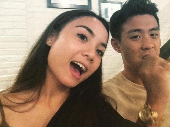 Vlogger Huyme và bạn gái đã đường ai nấy đi sau 2 năm mặn nồng?-1