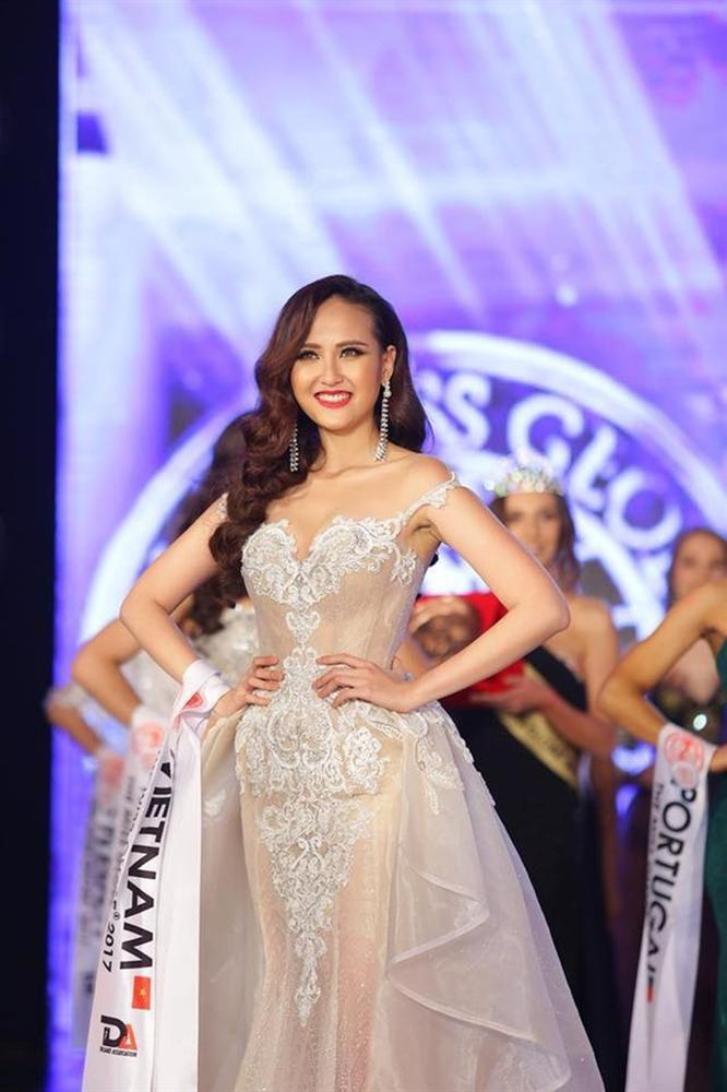 Hoa hậu Hoàn Cầu Khánh Ngân lộ thân hình mỡ màng, phát tướng đến không nhận ra-6