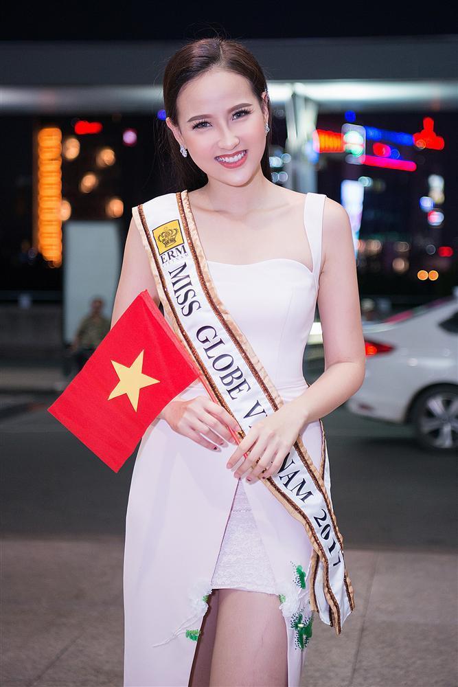 Hoa hậu Hoàn Cầu Khánh Ngân lộ thân hình mỡ màng, phát tướng đến không nhận ra-8
