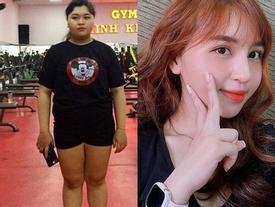 Bị bạn trai 'cắm sừng', nữ sinh 2K quyết giảm 36 kg trong 5 tháng