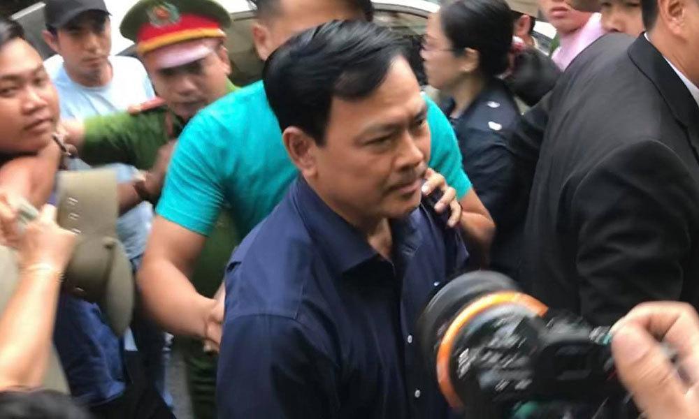 Nguyễn Hữu Linh lãnh án 1 năm 6 tháng tù-1
