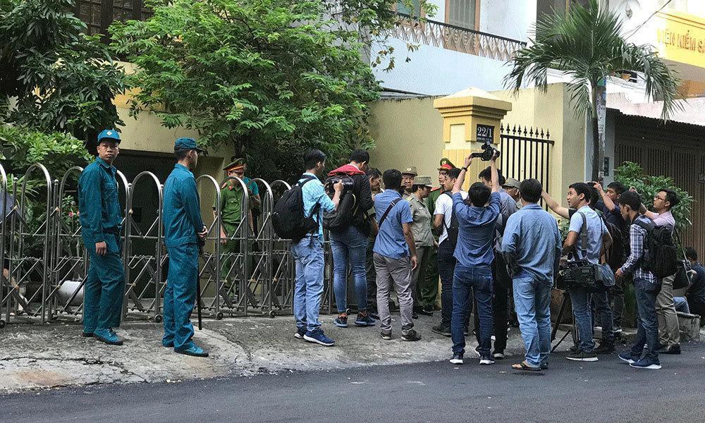 Nguyễn Hữu Linh lãnh án 1 năm 6 tháng tù-2