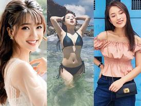 Dàn hotgirl xứ Nghệ: Bạn gái cầu thủ, MC, ca sĩ đủ cả