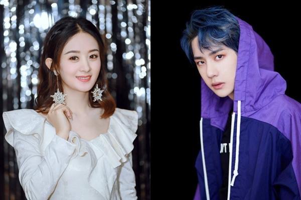 Triệu Lệ Dĩnh và Châu Đông Vũ đóng chung phim mới, fans tranh cãi: Ai mới là nữ chính?-1