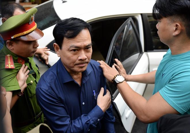 Nguyễn Hữu Linh kháng cáo bản án 18 tháng tù-1