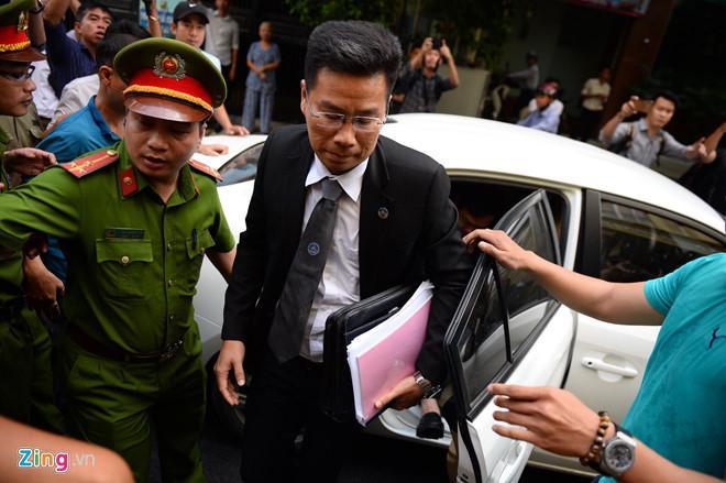 Nguyễn Hữu Linh kháng cáo bản án 18 tháng tù-2