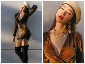 Elly Trần gây sóng trái chiều khi tự tin khẳng định bản thân có 'skill biến hình xoành xoạch'