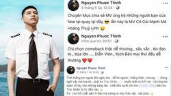 Dành trọn thanh xuân để PR dạo cho làng Vpop, bảo sao fan chờ dài cổ vẫn chưa thấy Noo Phước Thịnh ra MV mới