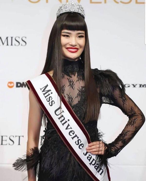 Nhan sắc lạ của tân Hoa hậu Hoàn vũ Nhật Bản: Người khen của hiếm, kẻ chê xấu nhất lịch sử-5