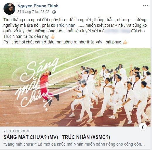 Dành trọn thanh xuân để PR dạo cho làng Vpop, bảo sao fan chờ dài cổ vẫn chưa thấy Noo Phước Thịnh ra MV mới-5