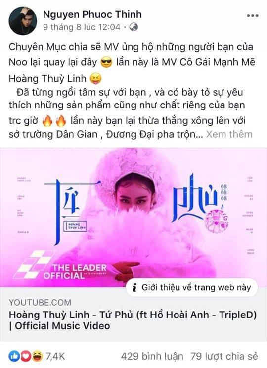 Dành trọn thanh xuân để PR dạo cho làng Vpop, bảo sao fan chờ dài cổ vẫn chưa thấy Noo Phước Thịnh ra MV mới-3