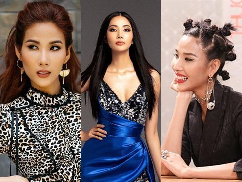 Hoàng Thùy nên để kiểu tóc nào khi thi Miss Universe 2019?