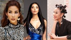 Hoàng Thùy nên để kiểu tóc nào và phải né kiểu tóc nào khi chinh chiến Miss Universe 2019?