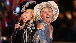 Madonna động viên Miley Cyrus sau khi ly hôn Liam Hemsworth