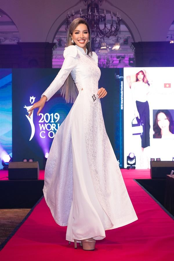 Thi sắc đẹp mãi không chán, Khả Trang tiếp tục đạt thành tích cao tại Hàn Quốc-4