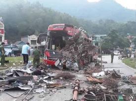 Phát hiện công ty có xe khách tông chết 7 người sử dụng nhiều xe sửa số khung, số máy