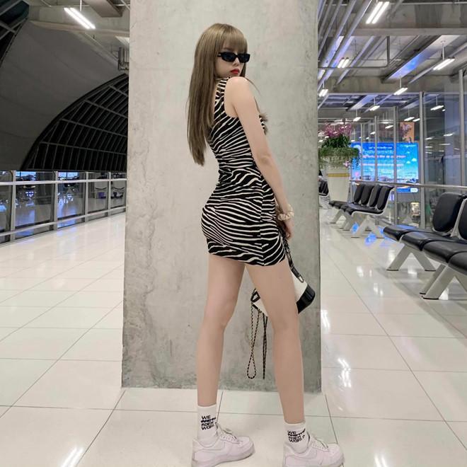 Bạn gái tin đồn của Sơn Tùng M-TP chuộng mặc đồ ngắn-4
