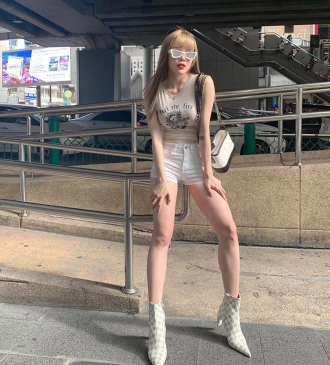 Bạn gái tin đồn của Sơn Tùng M-TP chuộng mặc đồ ngắn-6