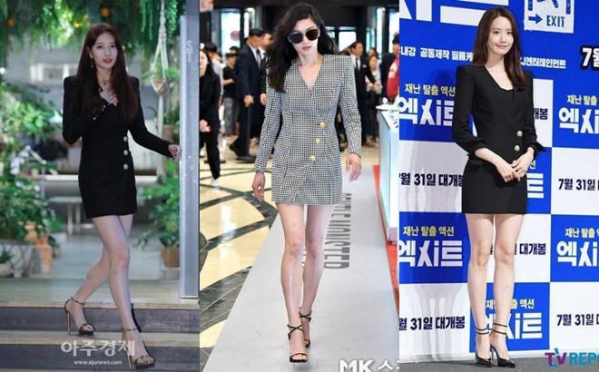 Fan tranh cãi khi Yoona đụng hàng váy 2.100 USD với 2 mỹ nhân Hàn-3