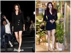 Fan tranh cãi khi Yoona 'đụng hàng' váy 2.100 USD với 2 mỹ nhân Hàn