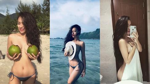 Chỉ với bức ảnh diện bikini, DJ Tít chứng minh phụ nữ đẹp nhất khi không thuộc về ai sau gần 1 năm làm mẹ đơn thân-9
