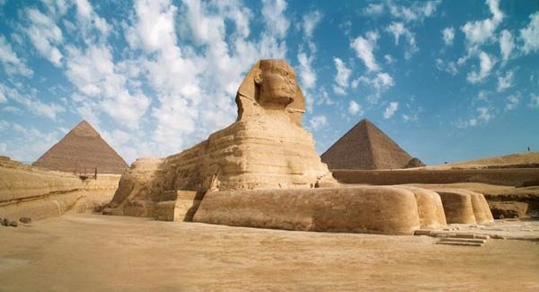 Những bí ẩn hại não về kim tự tháp Ai Cập-1