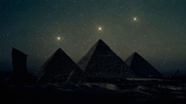 Những bí ẩn hại não về kim tự tháp Ai Cập-2