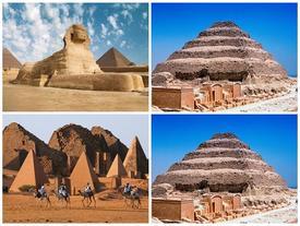 Những bí ẩn 'hại não' về kim tự tháp Ai Cập